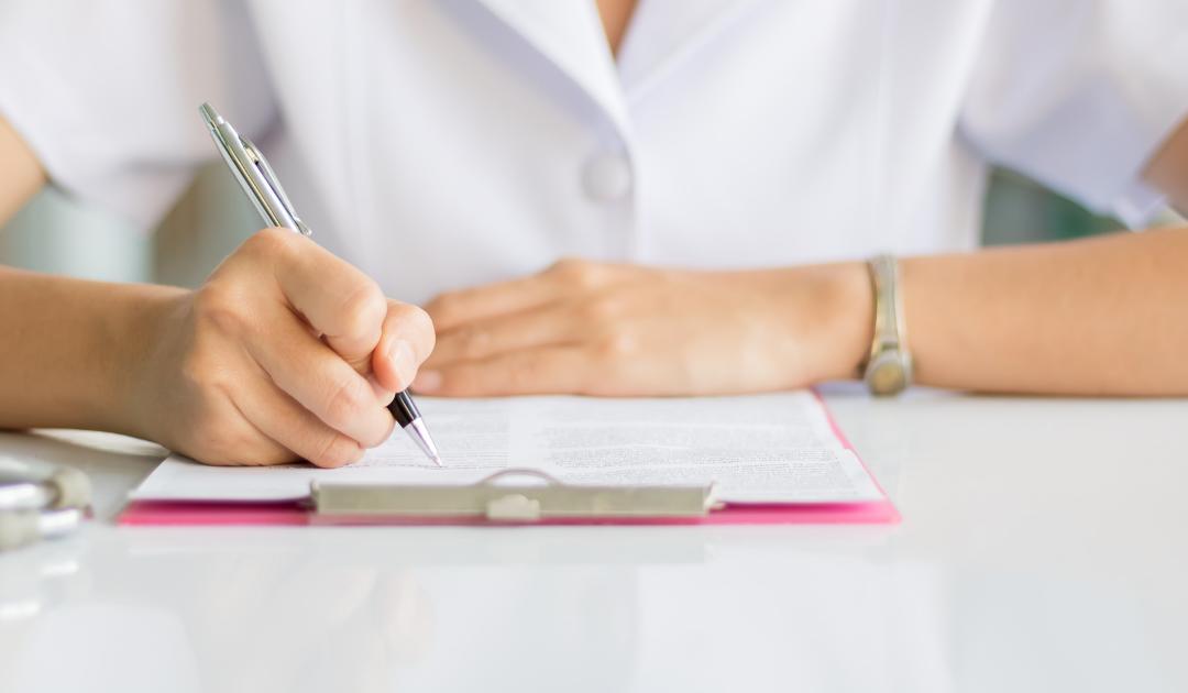 Clinical Writing for Dysphagia Diagnostics